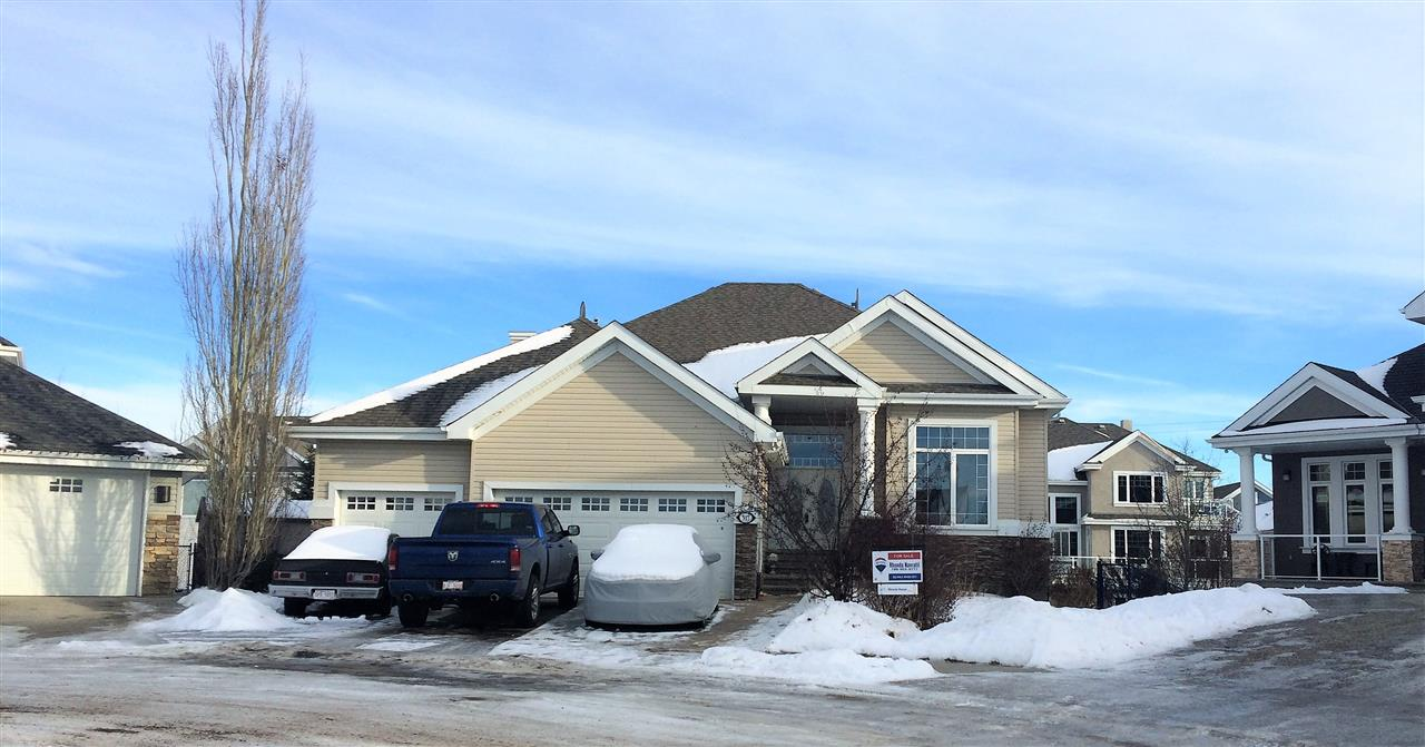 Main Photo: 317 SUMMERSIDE Cove in Edmonton: Zone 53 House for sale : MLS® # E4089215