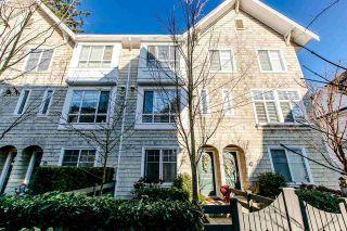 "Main Photo: 44 14955 60 Avenue in Surrey: Sullivan Station Townhouse for sale in ""Cambridge Park"" : MLS® # R2227899"