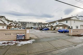 Main Photo: 17 9206 CORBOULD Street in Chilliwack: Chilliwack W Young-Well Townhouse for sale : MLS®# R2232264