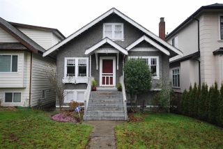 Main Photo: 3575 W 18TH Avenue in Vancouver: Dunbar House for sale (Vancouver West)  : MLS® # R2235246