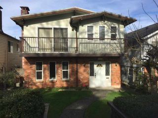 Main Photo: 3661 E 27TH Avenue in Vancouver: Renfrew Heights House for sale (Vancouver East)  : MLS® # R2240016