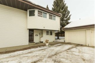 Main Photo: 4225 36 Avenue NW in Edmonton: Zone 29 Townhouse for sale : MLS® # E4097210