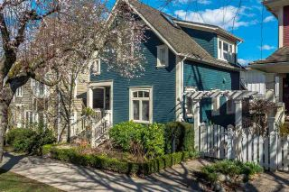 Main Photo: 2150 CYPRESS Street in Vancouver: Kitsilano House for sale (Vancouver West)  : MLS®# R2277414