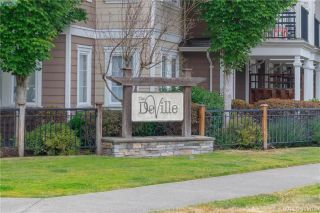 Main Photo: 105 2685 Deville Road in VICTORIA: La Langford Proper Townhouse for sale (Langford)  : MLS®# 395709