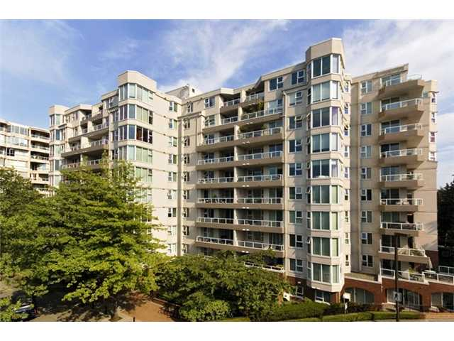 "Main Photo: 405 522 MOBERLY Road in Vancouver: False Creek Condo for sale in ""DISCOVERY QUAY"" (Vancouver West)  : MLS® # V873280"