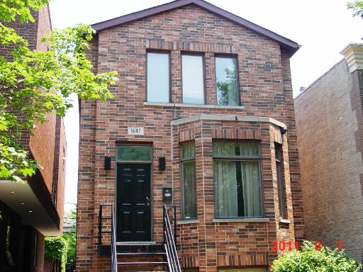 Main Photo: 1647 Burling Street in CHICAGO: Lincoln Park Rentals for rent ()  : MLS® # 07826908