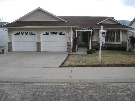 Main Photo: 2838 QU'APPELLE BLVD in Kamloops: House for sale (Juniper Heights)  : MLS(r) # 100799