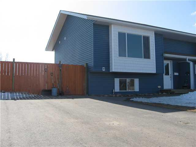 Main Photo: 8613 85TH Avenue in Fort St. John: Fort St. John - City NE House 1/2 Duplex for sale (Fort St. John (Zone 60))  : MLS(r) # N223039