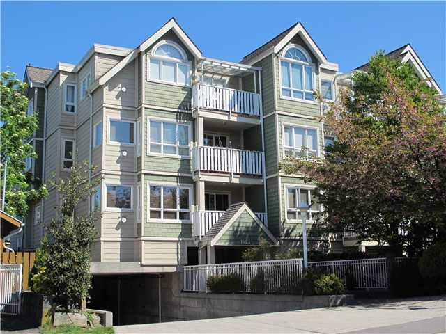 Main Photo: # 302 1623 E 2ND AV in Vancouver: Grandview VE Condo for sale (Vancouver East)  : MLS® # V1006865