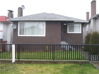 Main Photo: 4709 FRANCES Street in Burnaby: Capitol Hill BN House for sale (Burnaby North)  : MLS(r) # V1100732