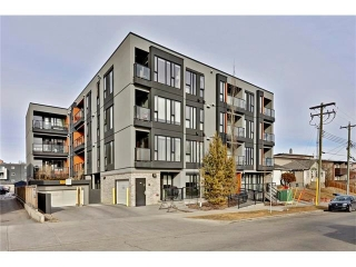 Main Photo: 105 414 MEREDITH Road NE in Calgary: Crescent Heights Condo for sale : MLS® # C4050218