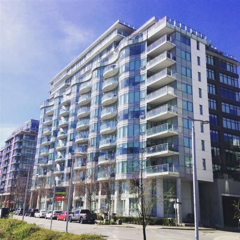 "Main Photo: 506 1661 ONTARIO Street in Vancouver: False Creek Condo for sale in ""SAILS"" (Vancouver West)  : MLS®# R2051577"