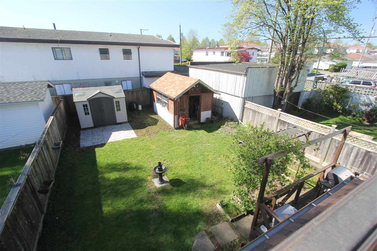 Photo 17: 5815 JOYCE Street in Vancouver: Killarney VE House for sale (Vancouver East)  : MLS(r) # R2053251