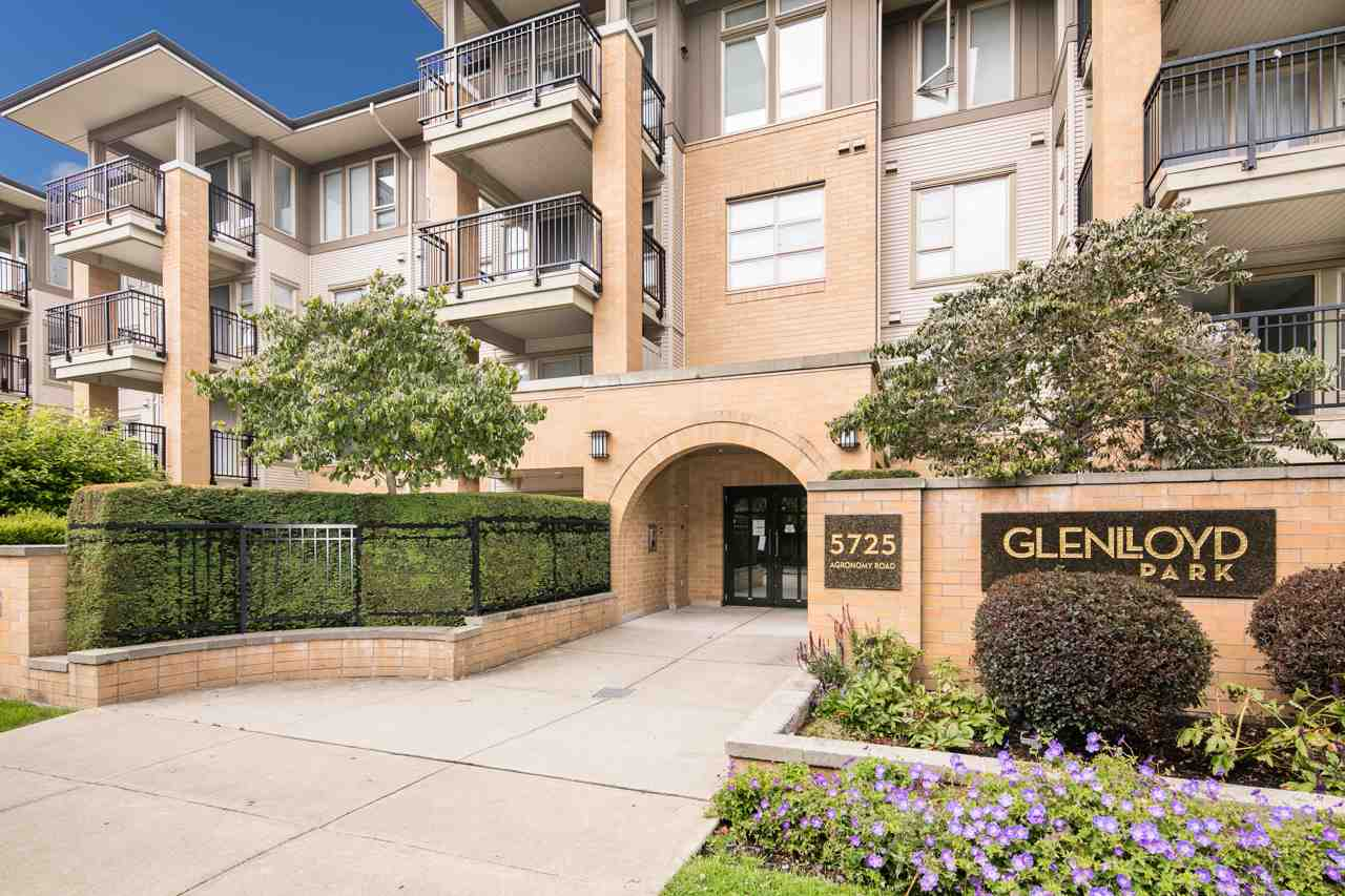 "Main Photo: 213 5725 AGRONOMY Road in Vancouver: University VW Condo for sale in ""GLENLLOYD PARK"" (Vancouver West)  : MLS(r) # R2089455"