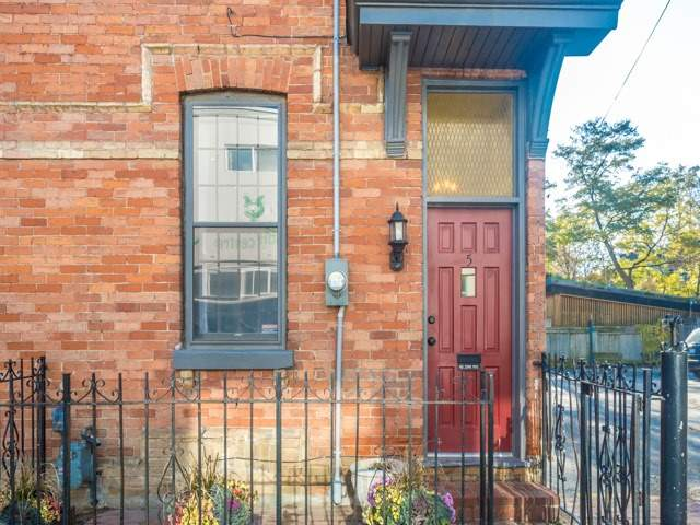 Main Photo: 5 Lancaster Avenue in Toronto: Cabbagetown-South St. James Town House (2-Storey) for sale (Toronto C08)  : MLS® # C3656274