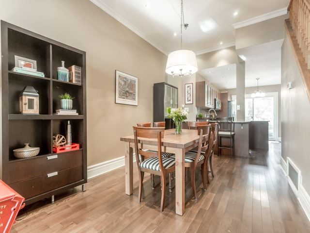 Photo 17: 5 Lancaster Avenue in Toronto: Cabbagetown-South St. James Town House (2-Storey) for sale (Toronto C08)  : MLS® # C3656274