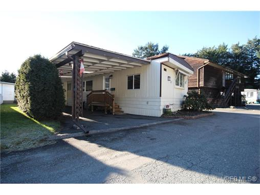 Main Photo: 31 2807 Sooke Lake Road in VICTORIA: La Langford Proper Manu Single-Wide for sale (Langford)  : MLS®# 373785