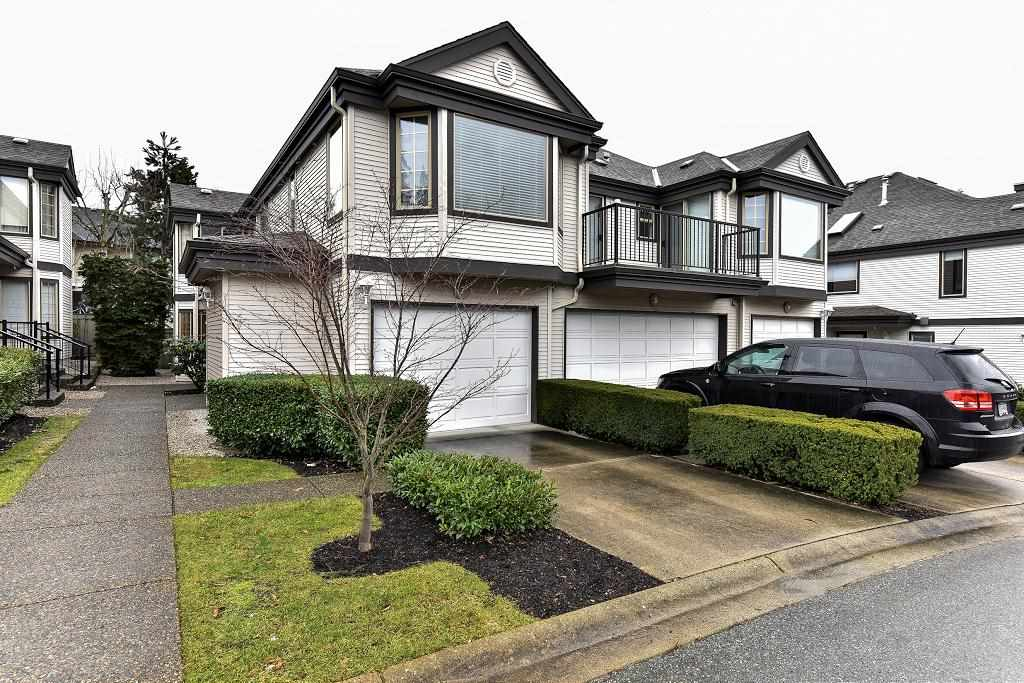 "Main Photo: 8 15840 84 Avenue in Surrey: Fleetwood Tynehead Townhouse for sale in ""FLEETWOOD GABLES"" : MLS®# R2138711"
