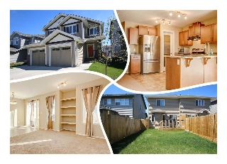 Main Photo: 17235 73 Street in Edmonton: Zone 28 House Half Duplex for sale : MLS(r) # E4055688