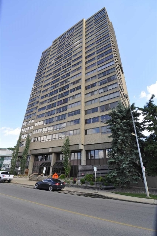 Main Photo: 203 9929 SASKATCHEWAN Drive in Edmonton: Zone 15 Condo for sale : MLS® # E4056356