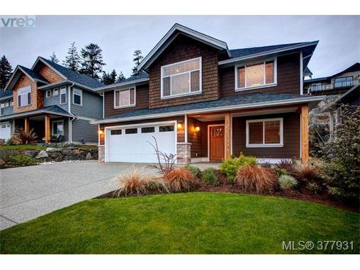 Main Photo: 6978 Brailsford Place in SOOKE: Sk Broomhill Single Family Detached for sale (Sooke)  : MLS(r) # 377931