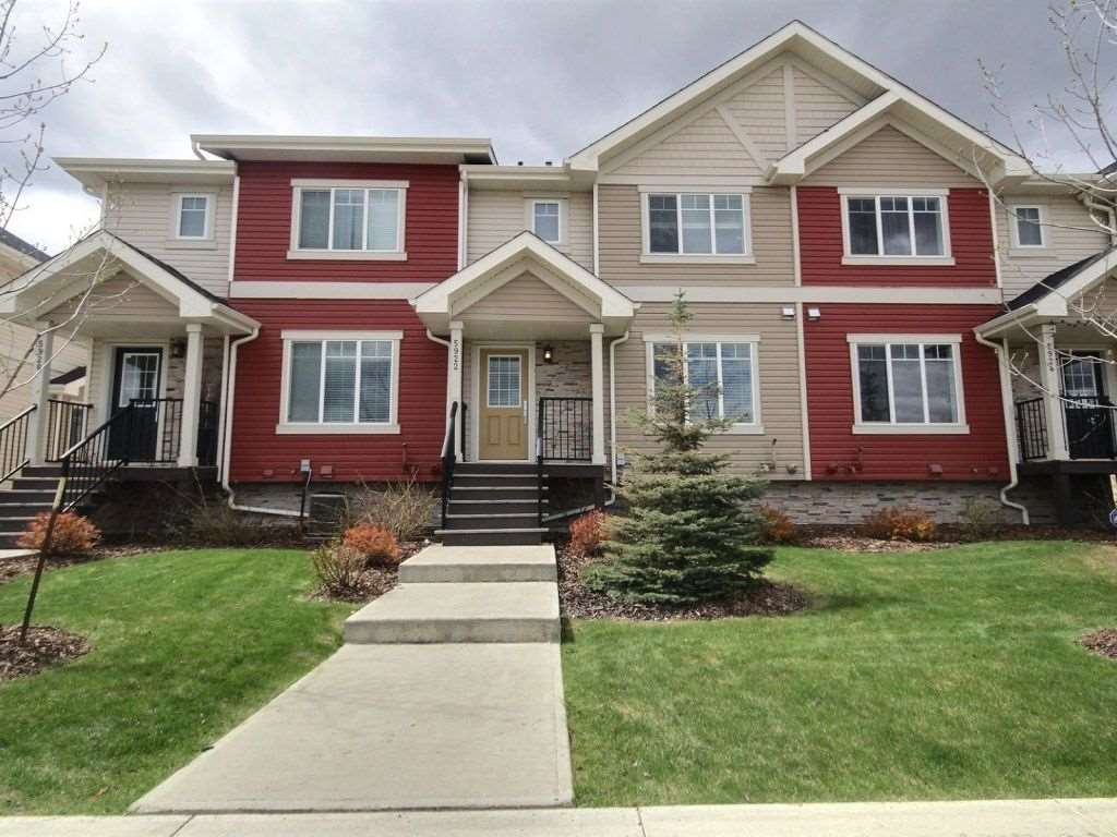 Main Photo: 5922 Mullen Way in Edmonton: Zone 14 Townhouse for sale : MLS(r) # E4066263