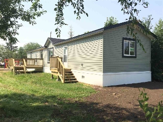 Main Photo: 10920 100 Avenue: Westlock Manufactured Home for sale : MLS® # E4074394