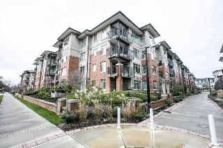"Main Photo: 312 9199 TOMICKI Avenue in Richmond: West Cambie Condo for sale in ""MERIDIAN GATE"" : MLS® # R2195698"