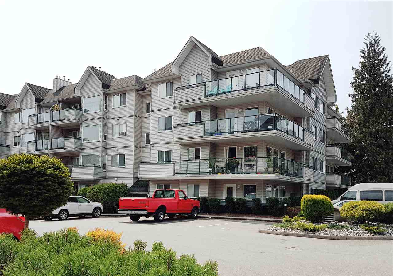 "Main Photo: 312 33708 KING Road in Abbotsford: Poplar Condo for sale in ""College Park"" : MLS® # R2197635"