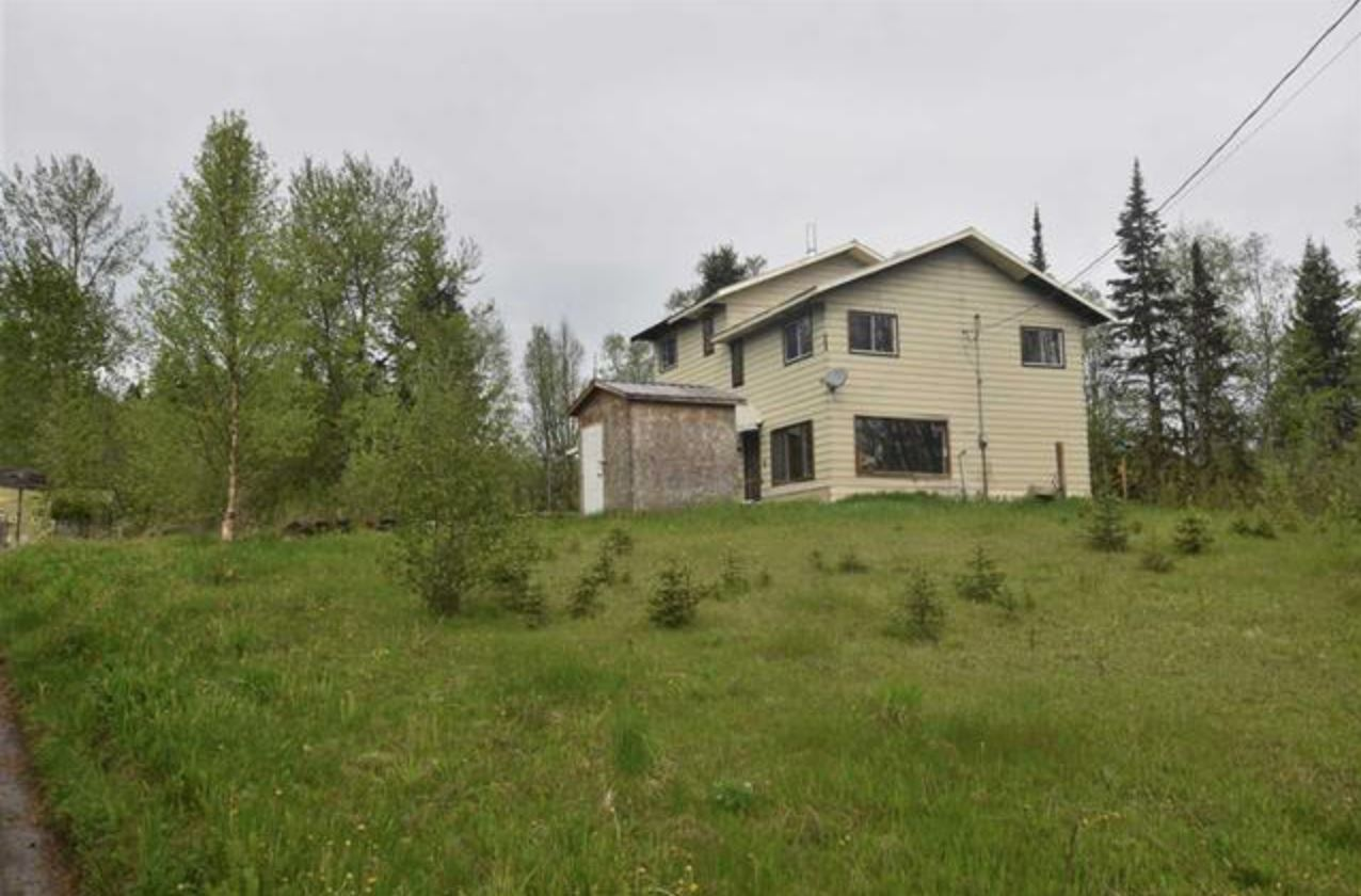 Main Photo: 13705 UPPER FRASER Road in Prince George: Giscome/Ferndale House for sale (PG Rural East (Zone 80))  : MLS® # R2198337