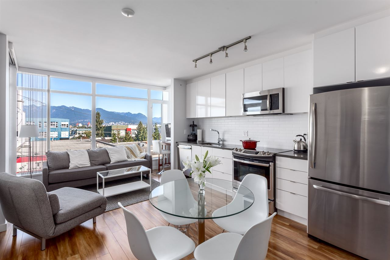 "Main Photo: 518 289 E 6TH Avenue in Vancouver: Mount Pleasant VE Condo for sale in ""SHINE"" (Vancouver East)  : MLS® # R2204915"