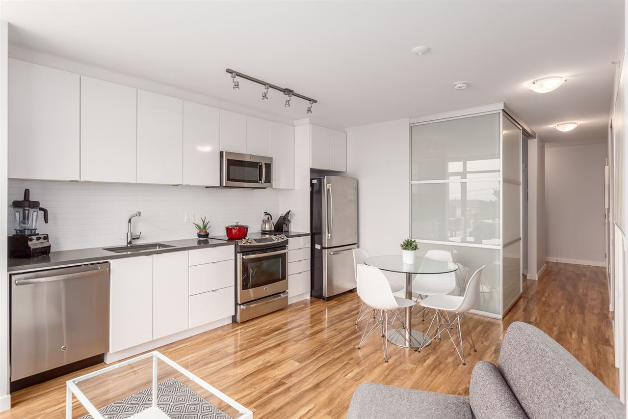 "Photo 4: 518 289 E 6TH Avenue in Vancouver: Mount Pleasant VE Condo for sale in ""SHINE"" (Vancouver East)  : MLS® # R2204915"