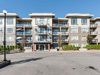 "Main Photo: A116 20211 66 Avenue in Langley: Willoughby Heights Condo for sale in ""Elements"" : MLS® # R2207082"