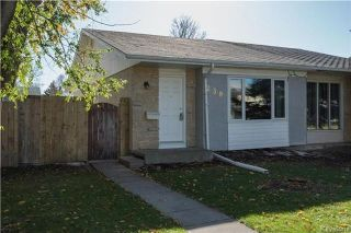 Main Photo: 238 St Martin Boulevard in Winnipeg: East Transcona Residential for sale (3M)  : MLS® # 1726938