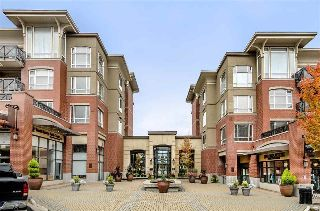 "Main Photo: 421 2970 KING GEORGE Boulevard in Surrey: King George Corridor Condo for sale in ""The WaterMark"" (South Surrey White Rock)  : MLS® # R2214752"