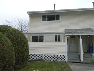 Main Photo: 25 45215 WOLFE Road in Chilliwack: Chilliwack W Young-Well Townhouse for sale : MLS® # R2220664
