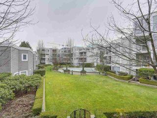 "Main Photo: 207 8450 JELLICOE Street in Vancouver: Fraserview VE Condo for sale in ""Boardwalk"" (Vancouver East)  : MLS® # R2239090"