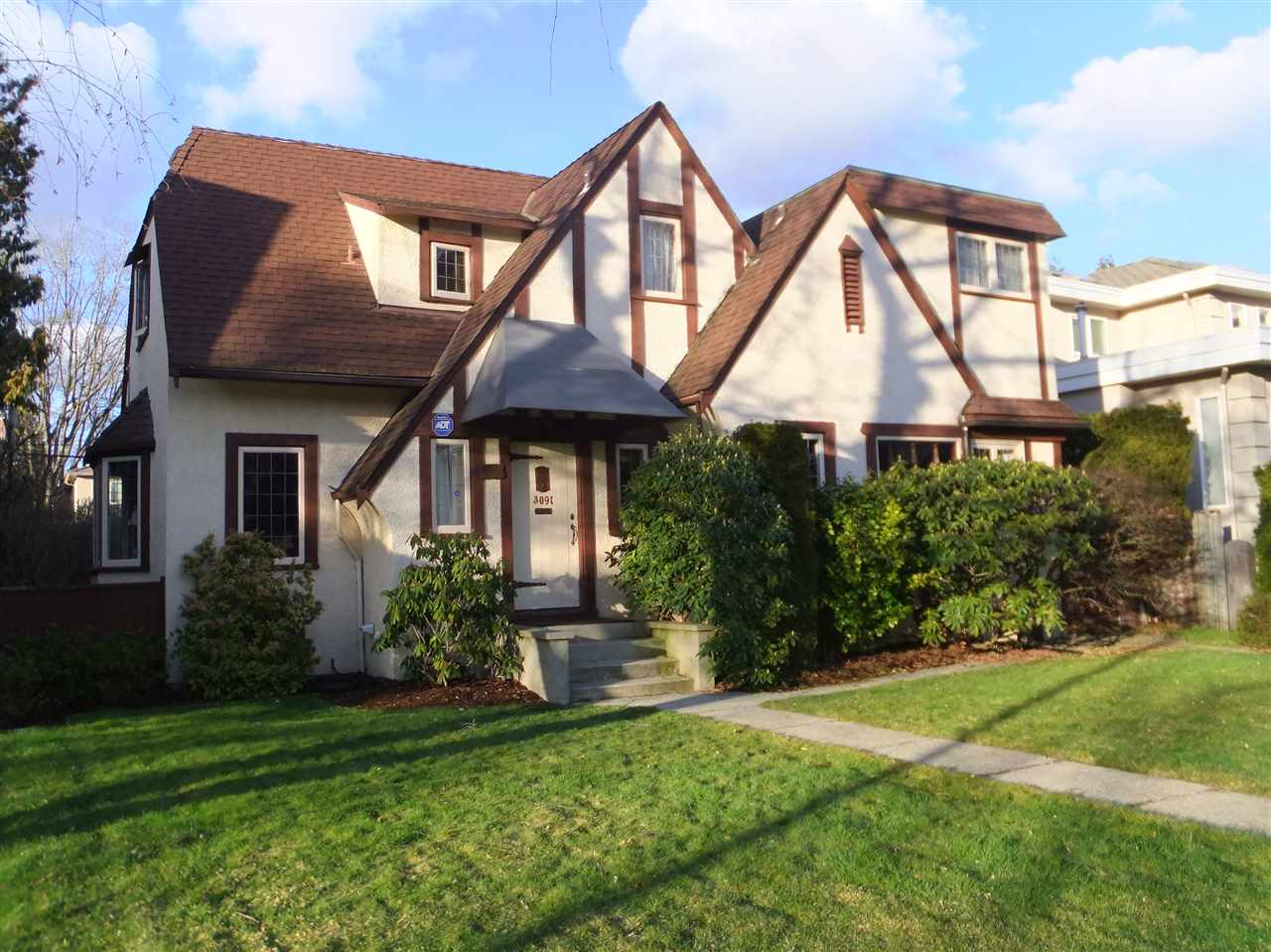 Main Photo: 3091 W 33RD Avenue in Vancouver: MacKenzie Heights House for sale (Vancouver West)  : MLS®# R2243797