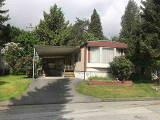 "Main Photo: 44 7790 KING GEORGE Boulevard in Surrey: East Newton Manufactured Home for sale in ""Crispen Bays"" : MLS®# R2267112"