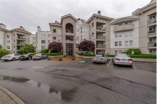 "Main Photo: 407 3172 GLADWIN Road in Abbotsford: Central Abbotsford Condo for sale in ""Regency Park"" : MLS®# R2290097"