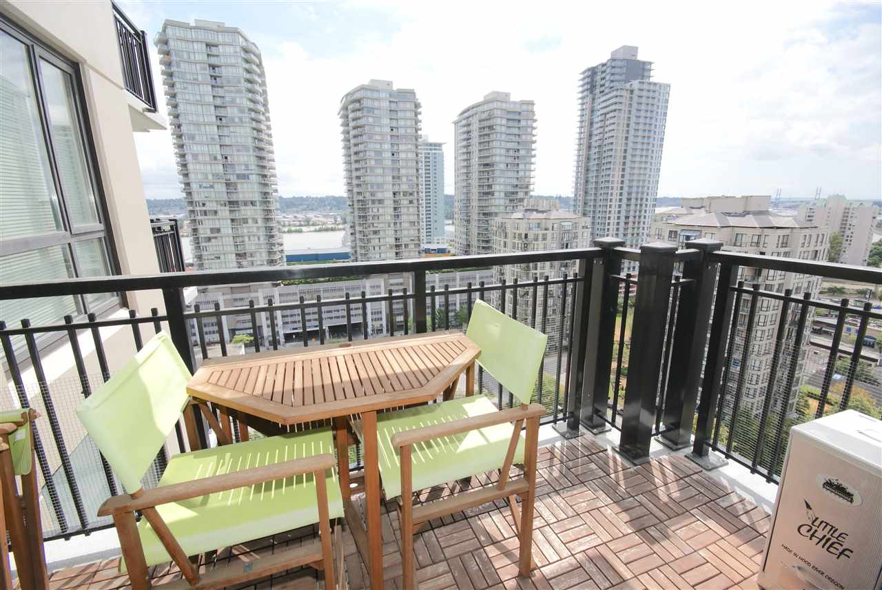 FEATURED LISTING: 1208 - 813 AGNES Street New Westminster