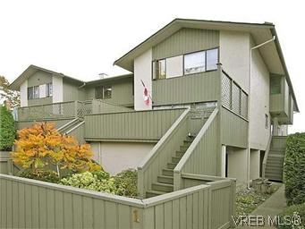 Main Photo: 6 1070 Chamberlain Street in VICTORIA: Vi Fairfield East Townhouse for sale (Victoria)  : MLS®# 299939