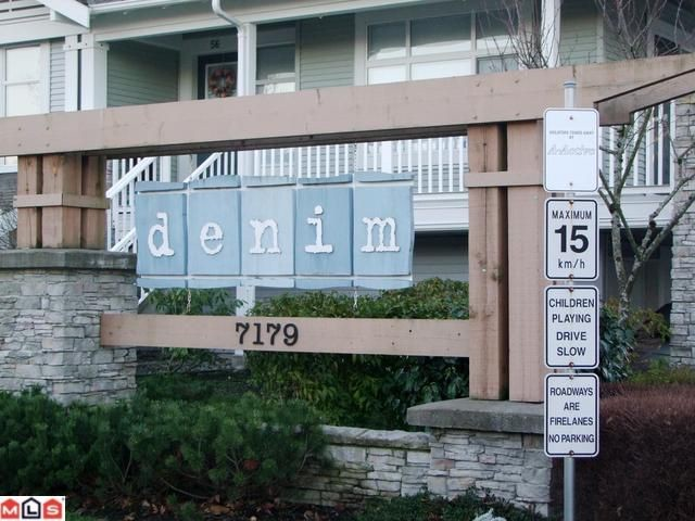 Main Photo: 123 20033 70TH Avenue in Langley: Willoughby Heights Condo for sale : MLS® # F1128455