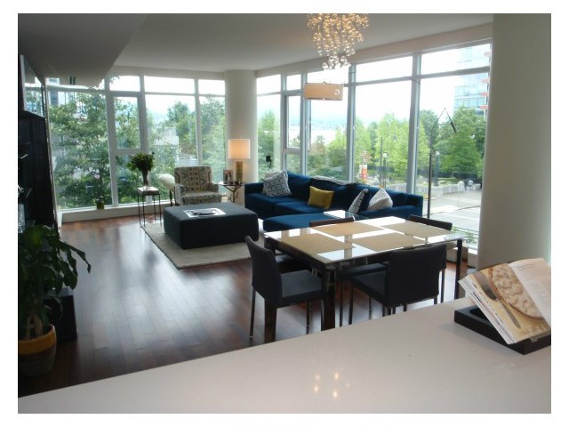 Main Photo: # 403 1205 W HASTINGS ST in Vancouver: Coal Harbour Condo for sale (Vancouver West)  : MLS® # V1014869
