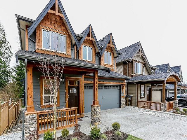 "Main Photo: 3414 DEVONSHIRE Avenue in Coquitlam: Burke Mountain House for sale in ""BURKE MOUNTAIN"" : MLS® # V1055888"