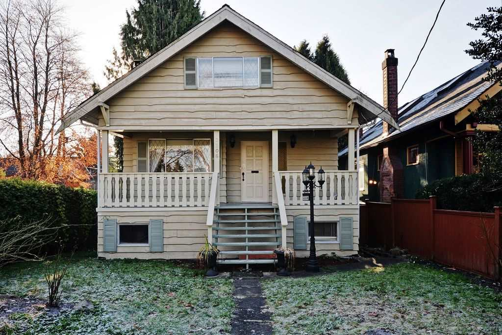 Main Photo: 3206 W 5TH Avenue in Vancouver: Kitsilano House for sale (Vancouver West)  : MLS®# R2016341