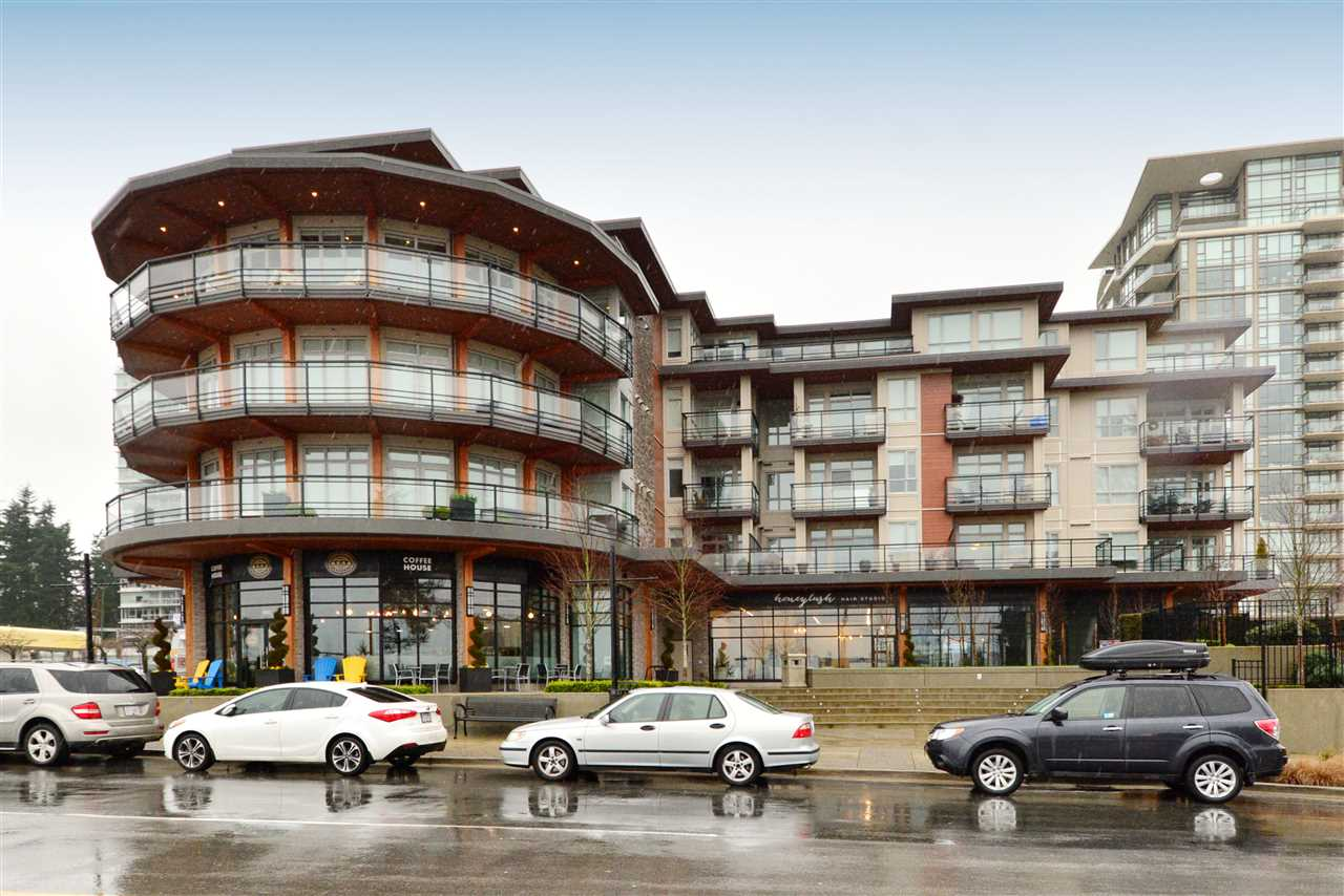 "Main Photo: 406 1420 JOHNSTON Road: White Rock Condo for sale in ""Saltaire"" (South Surrey White Rock)  : MLS® # R2035257"