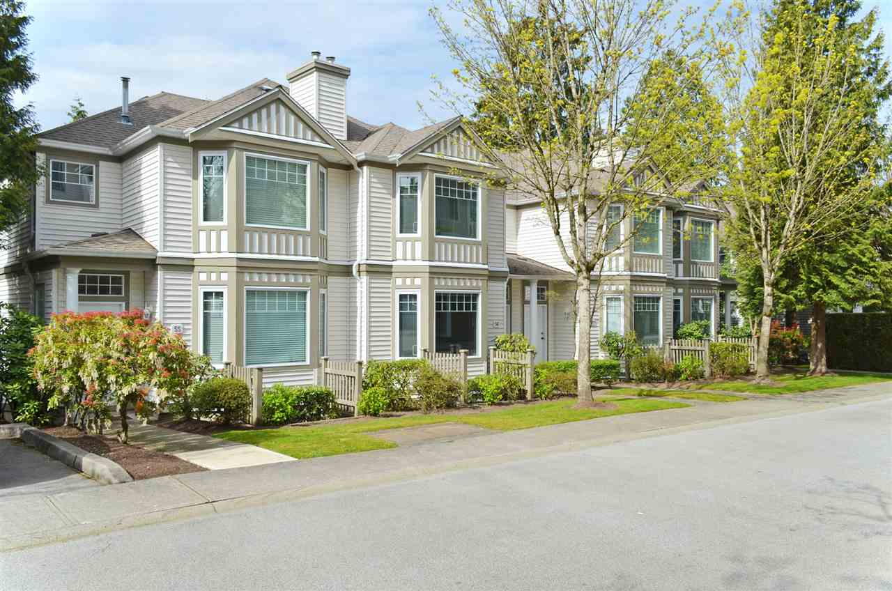 "Main Photo: 58 7500 CUMBERLAND Street in Burnaby: The Crest Townhouse for sale in ""WILDFLOWER"" (Burnaby East)  : MLS® # R2053091"