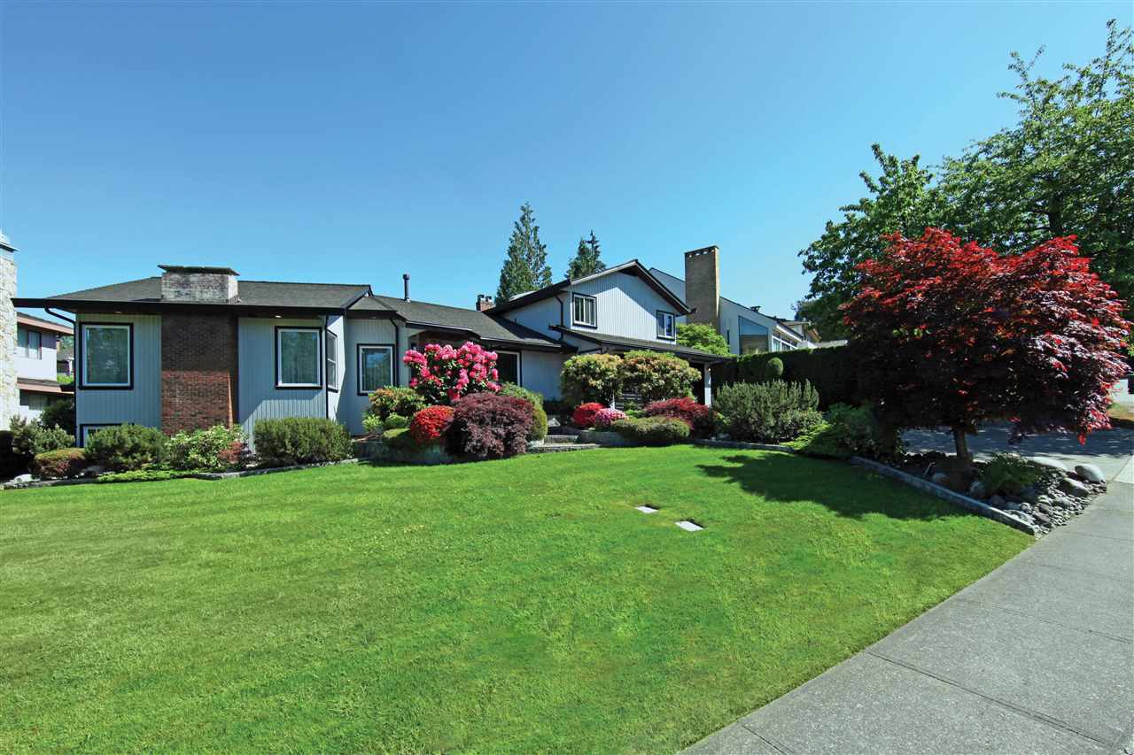 Main Photo: 7516 LAMBETH Drive in Burnaby: Buckingham Heights House for sale (Burnaby South)  : MLS® # R2070905