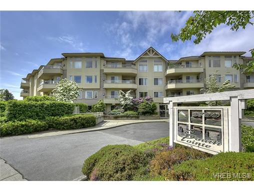 Main Photo: 207 3700 Carey Road in VICTORIA: SW Gateway Condo Apartment for sale (Saanich West)  : MLS® # 365823